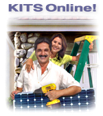 The Energy SuperMarket offers all-inclusive packages exclusively through the Internet. These kits are the easiest, most complete user-friendly kits available on-line today!!! With all of Solar Direct's Premium Kits all the time and labor saving additional components are included. Each Kit is designed specifically to accommodate the do-it-yourselfer eco-friendly alternative technology.